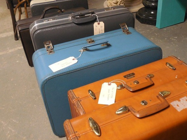 Image of luggage