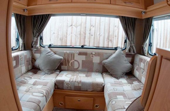 Elddis Autoquest 180 Luxury 6 Berth Motorhome