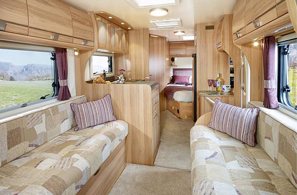 Bailey Approach 740se Ultimate 2 Berth Motorhome