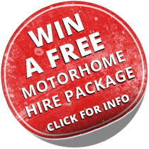 Win a free motorhome hire package